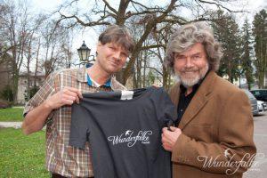 Wunderfalke Events with Reinhold Messner - Veranstaltungsplaner in Bad Tölz