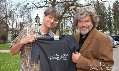 Wunderfalke Events with Reinhold Messner - Veranstaltungsplaner in Bad Tölz